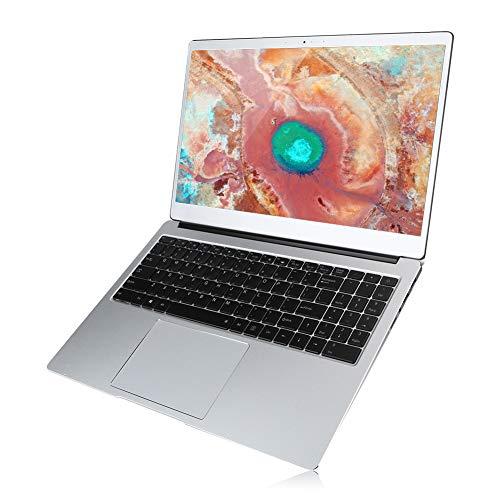 Computadora portátil ultradelgada, 15.6 pulgadas 1920 x 1080 Pantalla IPS 8G DDR4 512G SSD Teclado retroiluminado Computadora portátil, para gráficos Intel HD600 Ultra HD, para sistema WIN10(Astilla)