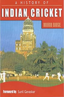 A History of Indian Cricket