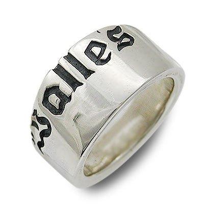 [ウィリアム・ウォレス] シルバー リング 指輪 ホワイト レディース 13.0号 WWR034-L-13
