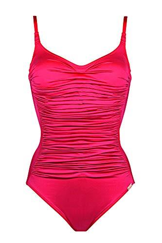 Maryan Mehlhorn, Damen Badeanzug ungefüttert mit Bügel, Splendeurs 4310 Dess. 700 (36C, Grenadine (888))