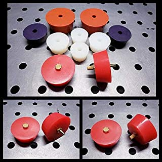 Strictly Modified High Temperature Silicone Welding Back Purging Plugs Complete Kit 1.25