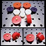 Strictly Modified High Temperature Silicone Welding Back Purging Plugs Complete Kit 1.25'-4' (Set of 12)