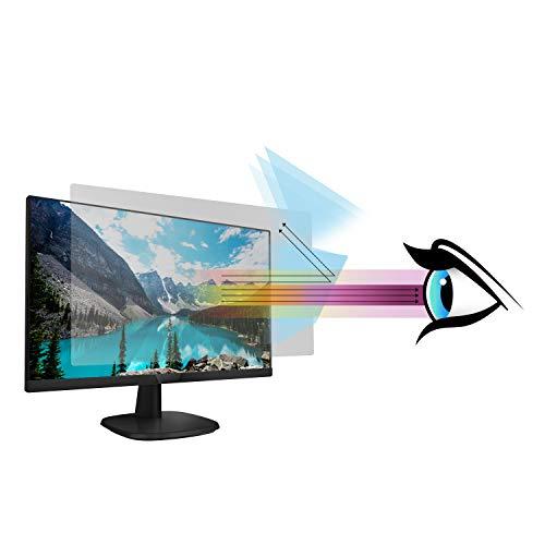 종횡비 16:09 를 가진 24 인치 휴대용 퍼스널 컴퓨터를 위한 우수한 반대로 파란 빛 그리고 반대로 섬광 스크린 보호자