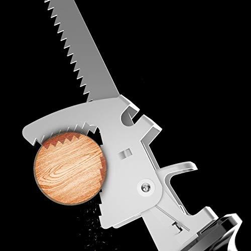 RanDal Fijación Mordaza De Sujeción Para Sierra Recíproca Corte Corte Poda Carpintería Sierra De Metal Accesorios