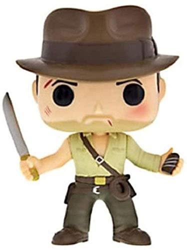 Indiana Jones Pop Movie # 200 3.9 vinile da Collezione Multicolore