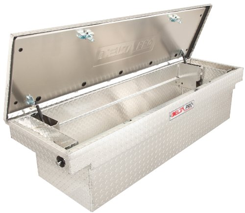 Jobox, PAC1582000, Crossover Truck Box, Silver, 71-1/8 in. W, Bright, Deep Full Size