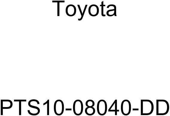 TOYOTA Popular standard Max 89% OFF PTS10-08040-DD Door Molded