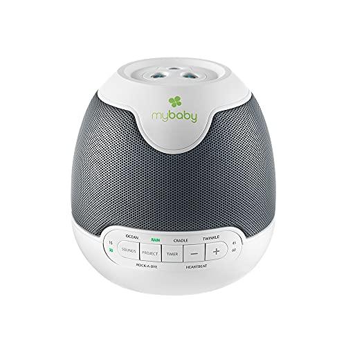 MyBaby, SoundSpa Lullaby - Sounds & Projection, Plays 6 Sounds &...