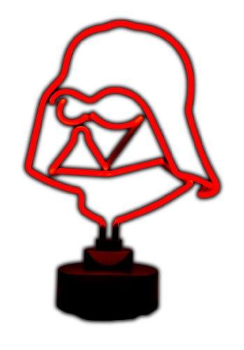 Diamond Select Toys Star Wars Darth Vader Neon Sign image