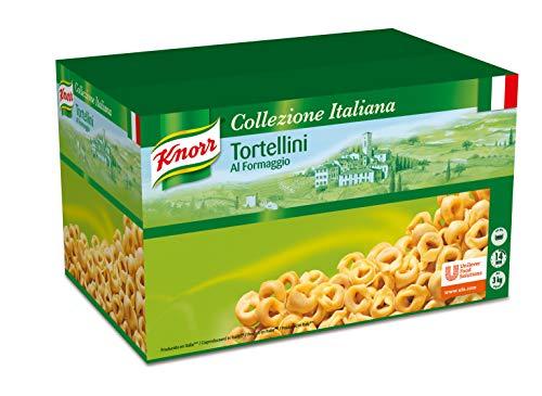 Knorr Tortellini con Queso caja de pasta seca de 3kg