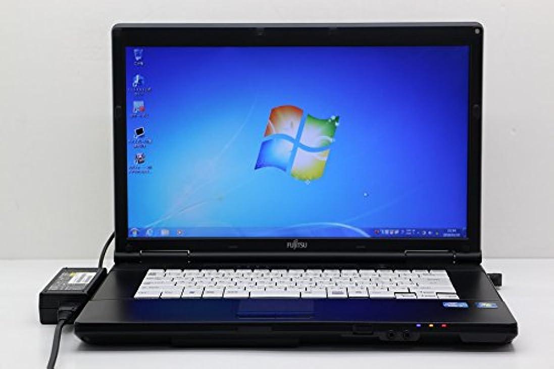 大胆なである最も遠い【中古】 富士通 LIFEBOOK A572/E Core i5 3320M 2.6GHz/4GB/128GB(SSD)/Multi/15.6W/FWXGA(1366x768)/RS232C/Win7