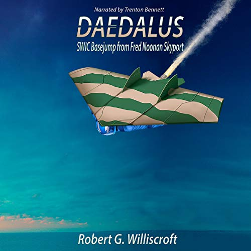 Daedalus: SWIC Basejump from Fred Noonan Skyport audiobook cover art