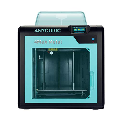 ANYCUBIC 3D Printer 4max Pro Large Build Volume, FDM DIY Printer Works with ABS,TPU,PLA,HIPS 454mm×466mm×410mm