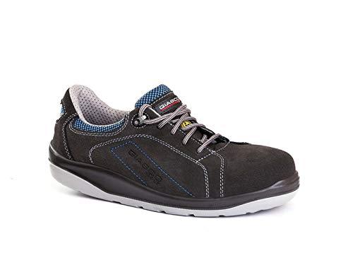 Giasco scarpe basse S3, Soccer, taglia 44, 1pezzi, grigio/blu, er025t44