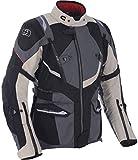 Oxford Giacca Impermeabile Moto Montreal 3.0 Desert (S, Beige)