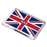 Imán para nevera – Rae – Bandera de la Unión Jack – Regalo de nombre para niña