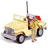 Famosa - Tarzan jeep con figura famosa