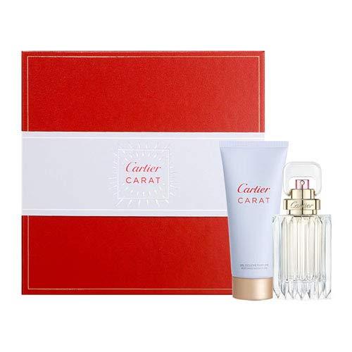 Cartier Carat Set Eau de Parfum und Duschgel für Damen