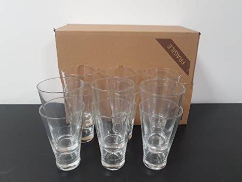 Nespresso 12 Professional Recipe Gläser