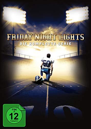 Friday Night Lights - Die Komplette Serie in einer Fan-Box [Limited Edition] [22 DVDs]