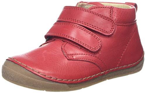 Froddo Baby Mädchen G2130175 Slipper, Rot (Red I01), 22 EU