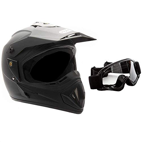 MMG 27 ATV Helmet with Goggles