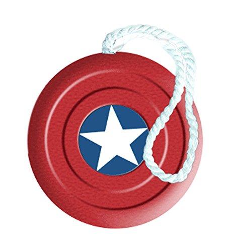 Avengers - Marvel Captain America Soap aan een touw, 1-pack (1 x 190 ml)