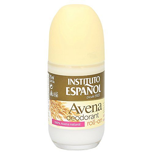 Avena Oat ROLL ON Deodorant Soft Fresh NEUTRALIZES Odors All Day NO Irritation