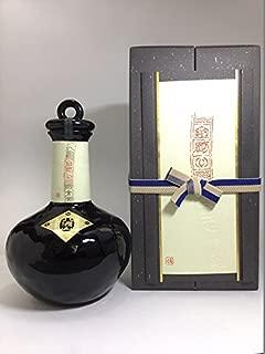 八海山 純米大吟醸酒 金剛心 冬瓶(黒ボトル)800ml