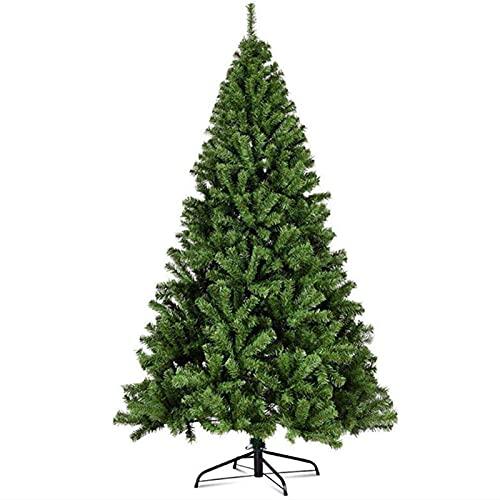 ZCYY Árbol de Navidad Pino Árbol de Navidad con Luces LED Copo...