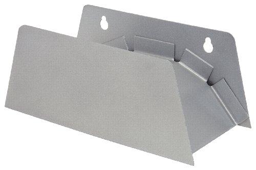 KS Tools 860.0868 - Support à tuyau - 230x70mm - Vis de fixation inclus - Epaisseur du plateau 1,5 mm - Zingué