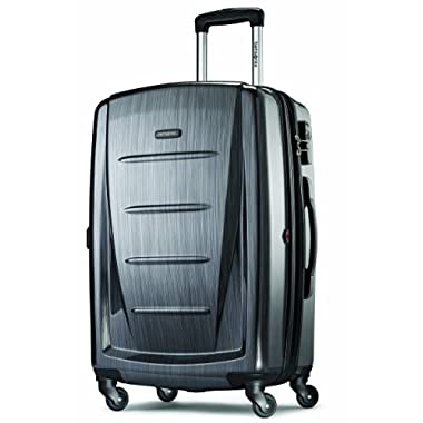 Samsonite Winfield 2 Hardside 28  Luggage, Charcoal