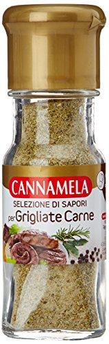 Cannamela - Selezione di Sapori per Grigliate Carne - 58 g