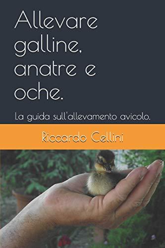 Allevare galline, anatre e oche.: La guida sull'allevamento avicolo.
