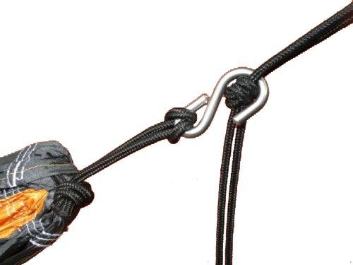 Ticket to the Moon 5m Nautischer Qualität Seil-Montagekit (2Stück) - 2