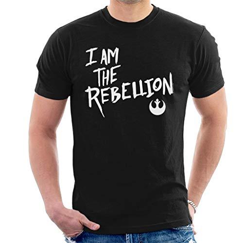 Star Wars I Am The Rebellion Men's T-Shirt