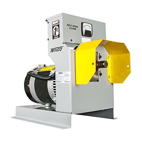 Winco PTO Generator 10KW W10PTOS 120/240V 1-PH 42A 515RPM 99840-003