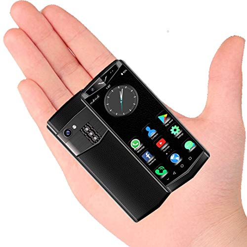 XBOSS K-Touch M17 4G Mini Dual Sim Card Leather Smartphone in The...