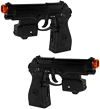 EMS Top Gun 3 Dual Gun 2-PACK Wireless Light Gun for PC, MAME, PS2, PS3, and XBOX on ANY Display Including CRT, LCD, Plasma, HD TVs and Projectors!
