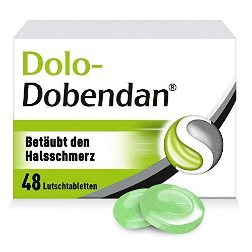 bester der welt Dolo-Dobendan-Tabletten gegen Halsschmerzen 1,4 mg / 10 mg – Schnellwechsel-Tabletten… 2021