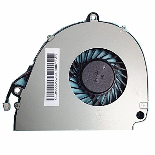 Fan Cooler for Packard Bell EasyNote TV43HC TV44HC LS44HR TE11HC LS13HR F4211 Q5WTC TSX66-HR TE11BZ TSX62 Laptop CPU Cooling