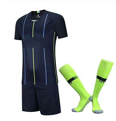 XIAOL 2019 Voetbalshirts voor kinderen, survêtement, voetbalkit, voor mannen en kinderen, futbol loopjack voor jongens en meisjes, trainingspak, vrije sokken