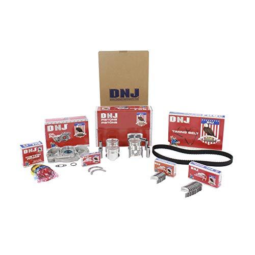 DNJ EK290M Master Engine Rebuild Kit for 1988-1995 / Honda/Civic, Civic del Sol, CRX / 1.5L / SOHC / L4 / 16V / 1493cc / D15B2, D15B7