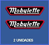 Ecoshirt GN-A9DM-KNPL Pegatinas Stickers Mobylette Ref: Dp120 Aufkleber Autocollants Adesivi Moto Decals Motor, 5 cm