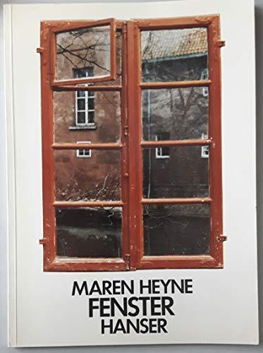 Fenster: Mit einem Essay von Rainer Gruenter.