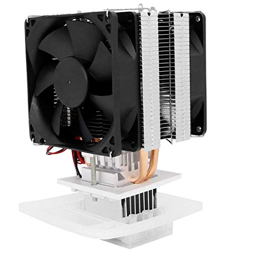 12V Electric Refrigeration Semiconductor Cooler ModuleThermoelectric Peltier Air Cooling System