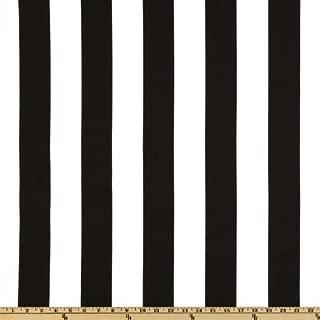 Swavelle/Mill Creek UJ-313 Indoor/Outdoor Finnigan Stripe Tuxedo Fabric by the Yard