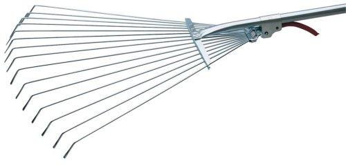 Draper 21862 190-570 mm-Spread Adjustable Lawn Rake