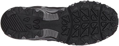 New Balance Men's 481 V3 Trail Running Shoe, Black/Grey, 10 M US 5