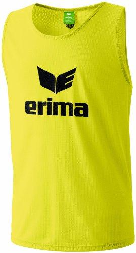 Erima GmbH Peto Training Bib, Amarillo neón, S